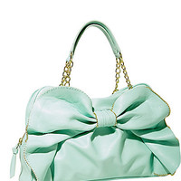 BOW DACIOUS SATCHEL