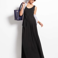 Tall Sleeveless Maxi Dress
