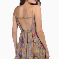 Suite Floral Cami Dress $40
