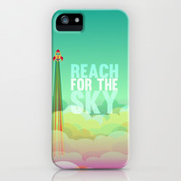 reach for the sky.. toy story.. woody iPhone & iPod Case by studiomarshallarts