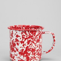 Speckled Enamel Mug - Urban Outfitters