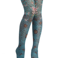 A Friend to Fairytales Tights | Mod Retro Vintage Tights | ModCloth.com