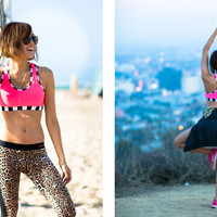 Juicy Sport | Chriselle's Workout Confessions - The Juicy