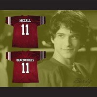 Scott McCall 11 Beacon Hills Lacrosse Jersey Teen Wolf TV Series New