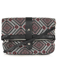 Tapestry Crossbody Bag