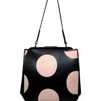 Marni Medium Leather Bag - Marni Handbags Women - thecorner.com