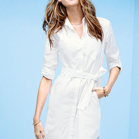 Boyfriend Shirtdress - Victoria's Secret