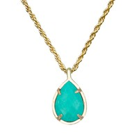 Kiri Necklace in Teal - Kendra Scott Jewelry