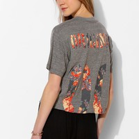DOE Original 00 Cropped Tee - Urban Outfitters