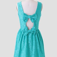 Save Me The Waltz Eyelet Dress