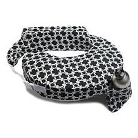 My Brest Friend Extra Slipcover - Black & White Marina