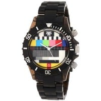 Fancy Face Women's Artistic Dial Watch