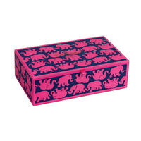 Small Glass Storage Box - Lilly Pulitzer