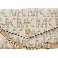 MICHAEL Michael Kors Logo-Print Crossbody for iPhone® 5