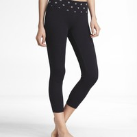 LOVE EXPRESS YOGA CROPPED LEGGING