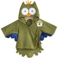 Baby Aspen My Little Night Owl Hooded Terry Spa Robe|Meijer.com