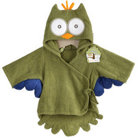 Baby Aspen My Little Night Owl Hooded Terry Spa Robe | Meijer.com