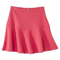 Xhilaration® Junior's Textured Skirt - Assorted Colors