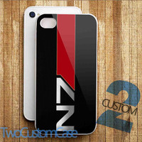 N7 Mass Effect - iPhone 4/4S, 5/5S, 5C Case and Samsung Galaxy S3, S4 Case.