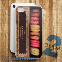 Macarons Laduree - iPhone 4/4S, 5/5S, 5C Case and Samsung Galaxy S3, S4 Case.