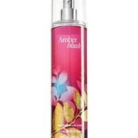 Fine Fragrance Mist Amber Blush