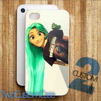 Tangled Punk - iPhone 4/4S, 5/5S, 5C Case and Samsung Galaxy S3, S4 Case.
