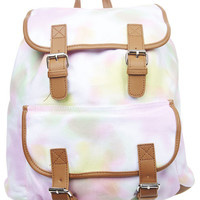Cotton Candy Cloud Backpack | Wet Seal