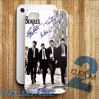 The Beatles - iPhone 4/4S, 5/5S, 5C Case and Samsung Galaxy S3, S4 Case.