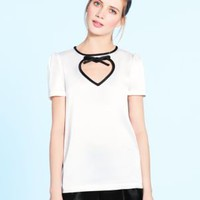 madison ave. collection leonie top - kate spade new york