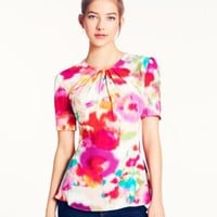 tulip top - kate spade new york