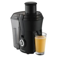 Hamilton Beach Big Mouth Juice Extractor - Black (Large)