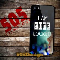 I am Sherlocked for iPhone 4/4S, iPhone 5/5S, iPhone 5C and Samsung Galaxy S3, S4