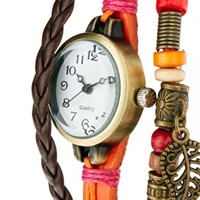 Medley Orange Friendship Watch
