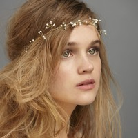 Sakura Halo Hair in  SHOP Shoes  Accessories Headpieces at BHLDN