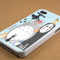 spirited away case for iPhone 4/4s, iPhone 5/5S/5C, Samsung S3 i9300, Samsung S4 i9500