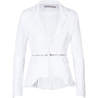 Preen - Stretch Cotton Kouna Blazer