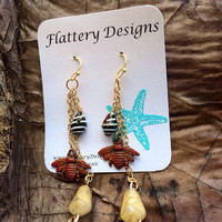 Bee's Knees Earrings