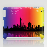 Urban Rhythm iPad Case by Texnotropio