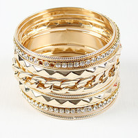 Lesson Glare Bangle