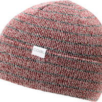 Coal Nicks Burgundy Fold Beanie