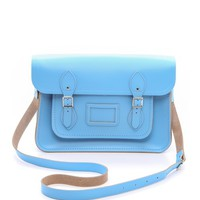 "Cambridge Satchel 14"" Seasonal Satchel"