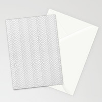 Herringbone DIY Stationery Cards by Project M