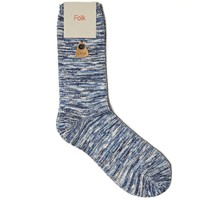 Folk Melange Sock