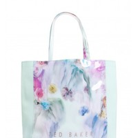 Ted Baker Zwecon Solid Sugar Sweet Large Icon Shopper Tote