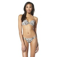 Xhilaration® Junior's 2-Piece Swimsuit -Boa Print