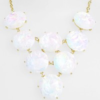 Kool Konnections 'Cosmic' Stone Bib Necklace (Juniors) (Online Only) | Nordstrom