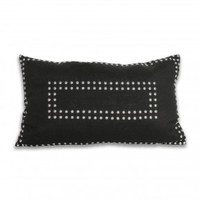 Rectangular Gaga Double Nailhead Pillow