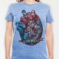 SIREN T-shirt by Tim Shumate | Society6