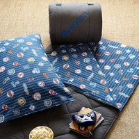 MLB™ Sleeping Bag + Pillowcase - American