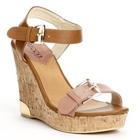 Bucco Severina Platform Wedge Sandals - Women